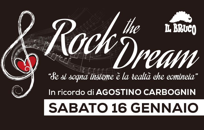 16/01/2106 – Rock the Dream